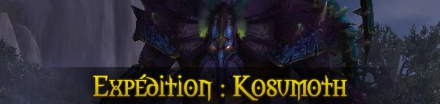 Kosumoth l'Affamé Legion Îles brisées