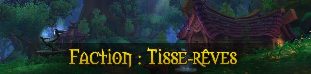 Faction Tisse-rêves Legion Îles brisées