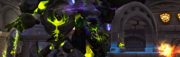 Dalaran est sous le feu des attaques de la Légion !