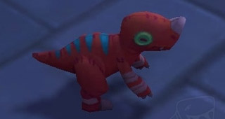 Souvenir Raptor