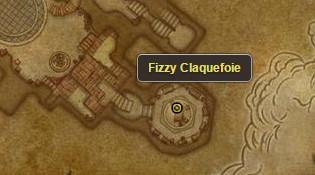 Fizzy se trouve dans les Entrailles