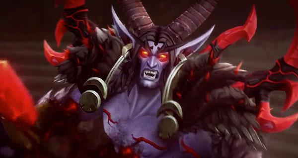 World of Warcraf: Legion - Le destin d'Azeroth