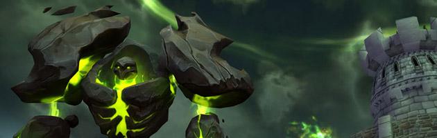 La Legion a envahi Azeroth pendant plusieurs semaines
