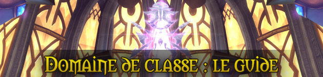 Domaine de classe WoW