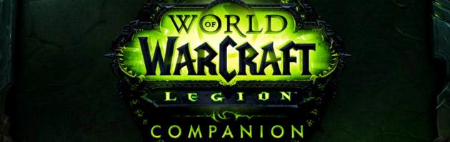 L'application World of Warcraft arrive