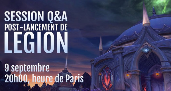Session Q&A avec Ion Hazzikostas