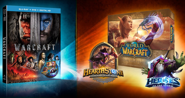 Warcraft : les goodies en jeu