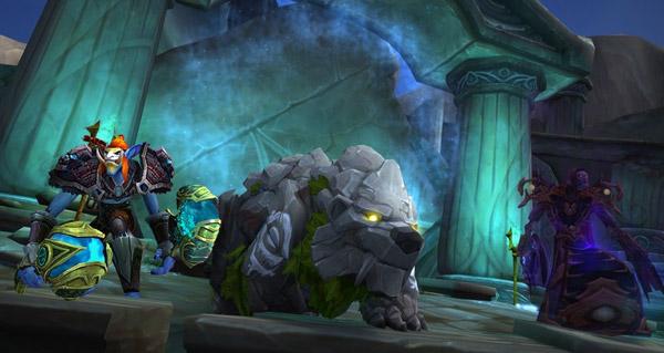 Legion : les pierres mythiques