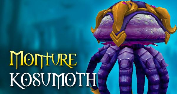 Kosumoth l'Affamé et Créature des grands fonds