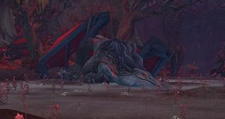 Shar'thos a succombé au cauchemar d'émeraude