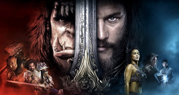 Warcraft le film en DVD et Blu-Ray