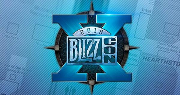 Le planning de la Blizzcon est publié