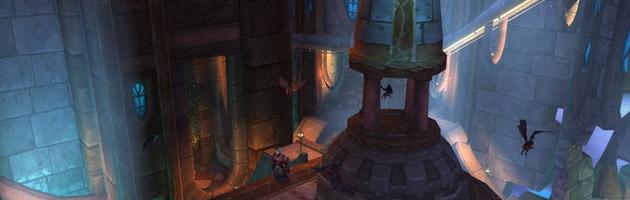 Retour à Karazhan est une instance 5 joueurs de difficulté mythique