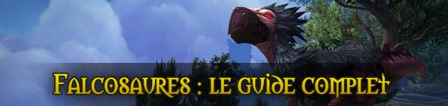 Falcosaures : le guide complet