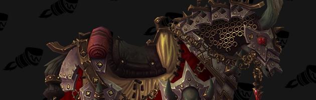 Vous pourrez obtenir Minuit en triomphant d'Attumen le Veneur, premier boss de retour à Karazhan