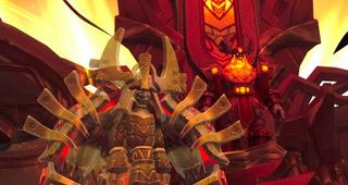 Oydn est le premier boss du raid
