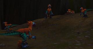 Petits falcosaures bec-sinistre