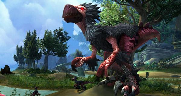 Montures et mascottes Falcosaures : le guide complet