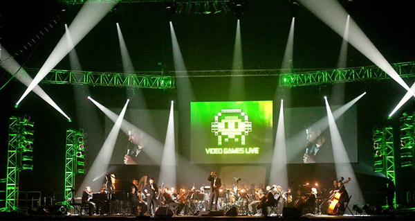 Video Games live à Paris le 8 novembre