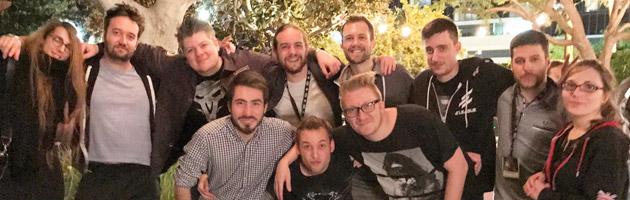 L'équipe de France au grand complet avant l'ouverture de la dernière phase de l'Overwatch World Cup