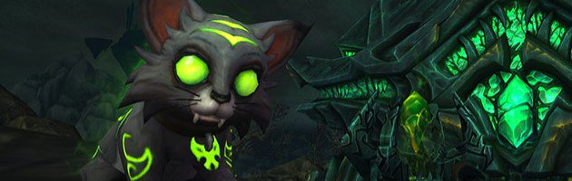 Nouvelle mascotte pour World of Warcraft