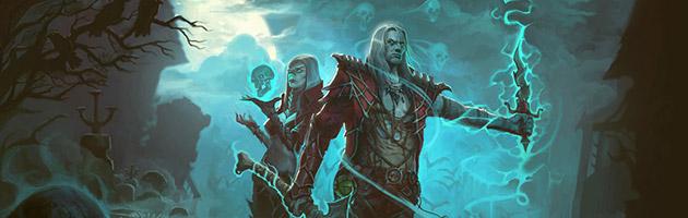Nouvelle classe de Diablo 3 : le Nécromancien