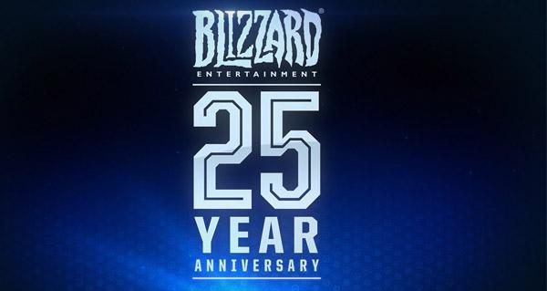 Vidéo : les 25 ans de Blizzard