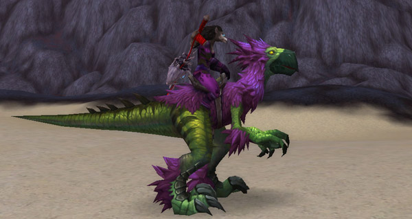 Courrier communautaire World of Warcraft