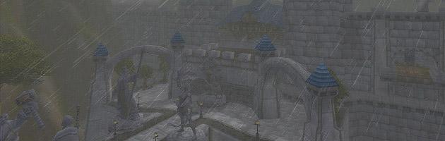 Les développeurs aimeraient travailler sur les effets météo dans World of Warcraft